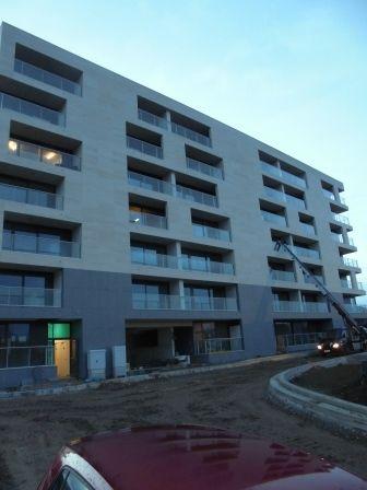 36 appartementen - Halle